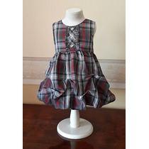 -35% Oferta Vestido Importado Nena Fiesta 3-6 Meses Usa