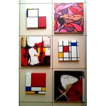 Cuadros Abstractos Artísticos Dípticos, Trípticos, Etc