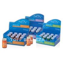 Nutricion Ampolla Nov Aceite Argan-keratina-lino 12 X15ml