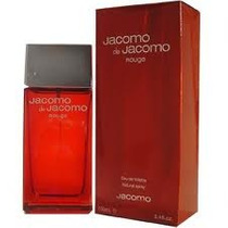 Jacomo Rouge 100 Ml. Garantido! Aromatic Boutique