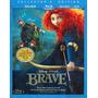 Blu-ray Brave / Valiente / De Disney / 2 Br + Dvd