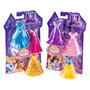 Set 3 Vestidos Magic Clip Little Kingdom Mattel Princesas