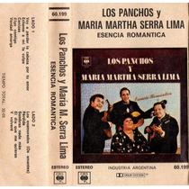 Los Panchos Y Maria Martha Serra Lima Esencia Romantica