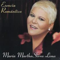 Maria Martha Serra Lima Con Los Panchos Cd Esencia Romantica