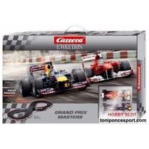Pista Gran Prix Masters Marca Carrera F1