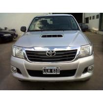 Toyota Hilux 3.0 4x4 2012 Full,unico Dueño,como Nueva,unica