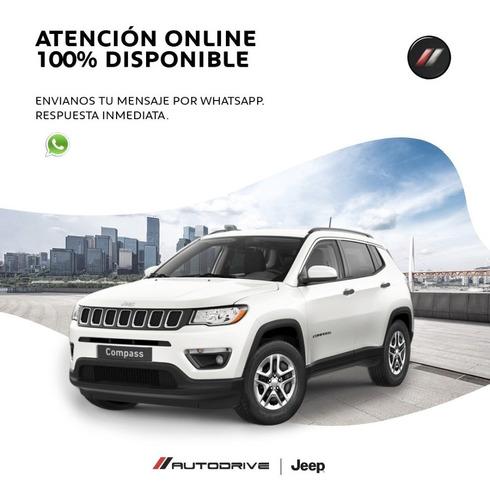 Jeep Compass Sport A/t 6 4x2  Nueva Version 0km 2020