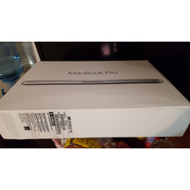 Mac Book Pro 13 - 500 Gb Vendo - Permuto