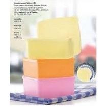 Tupperware Practico Para Freezer Y Heladera 500 Ml Rosa
