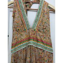 Vestido Largo Hippie Chic