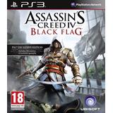 Assassins Creed 4 Black Flag Ps3   Digitales Falkor   Stock!