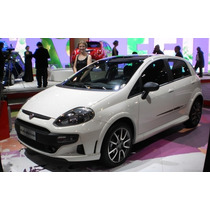 Fiat Punto Blackmotion 1.6 16v 0km (2)