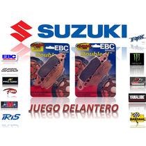 Pastillas De Freno Ebc Juego Del/tras Suzuki Gsx 600 Katana