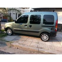 Renault Kangoo Diesel Full 7asientos Doble Puerta Impecable