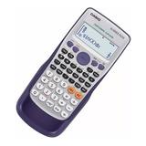 Calculadora Cientifica Casio Fx-570la Plus 417 Funciones