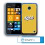Funda Oficial Boca Juniors Nokia Lumia 635