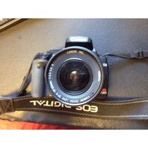 Camara Canon Xti Revel Como Nueva Muy Poco Uso