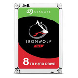 Disco Duro Interno Seagate Ironwolf St8000vn0022 8tb
