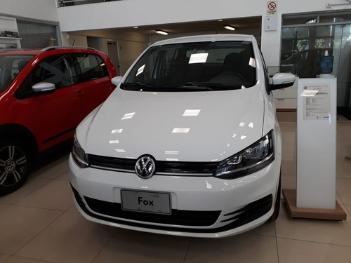 Volkswagen Fox 1.6 Connect Financiando #a3