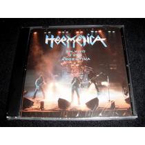 Hermética - En Vivo 1993 Argentina Cd Nuevo Sellado