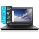 Notebook Lenovo Amd A9 8gb 1tb 15.6 Radeon R5 Mexx