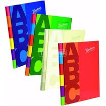 Cuadernos Abc X 98 Hojas