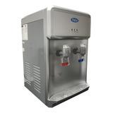 Dispenser De Agua Frio Calor Conexión  A Red Mesa Silver!!
