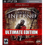 Dante S Inferno Ultimate Edition Ps3 Digital Playstation 3