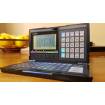 Casio Digital Diary Sf4000