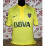 Boca Juniors Alternativa Nike Dri Fit Match Verano 2015