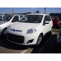 Anticipo$30.000 Y Cuotas De Fabrica - Nuevo Fiat Palio