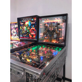 Flipper Pinball Space Invaders -impecable- Clarck Argentina