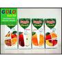 Jugo Baggio 200 Ml Caja X18 Chico Multifruta Manzana Naranja