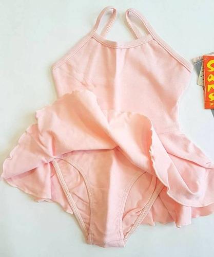 21d863637 Malla Danza & Ballet Sansha Niñas Emma Con Tutu Color Rosa en venta ...