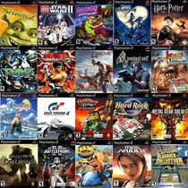 Gran Lote Ps2 Juegos Sony Playstation 2 Todos Los Titulos