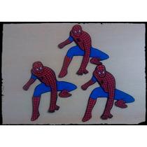 Hombre Araña - Goma Eva - 10cm