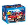 Playmobil Auto De Jefe De Bomberos 5364 Importado Original