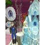 Adorno De Torta Candy, 6 Personajes De Frozen Elsa Anna