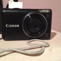 Camara Digital Canon Powershot A2200