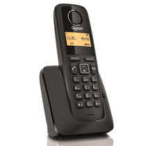 Telefono Inalambrico Gigaset A120 Dect 6.0 Id Negro