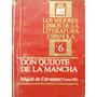 Don Quijote De La Mancha Por Miguel De Cervantes Tomo 3