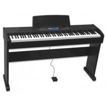Kboard Lp8830 Piano Digital 88 Teclas Con Mueble