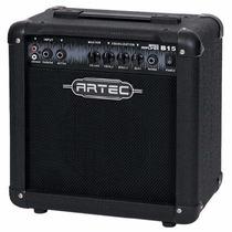 Amplificador De Bajo Artec B15 - 15 Watts Rms Active/pasive