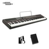 Piano Digital Electrico Artesia 88 Teclas Sensitivo + Envio