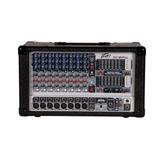 Consola Potenciada Peavey Pvi-8b Plus 8 Ch Efectos !oferta!