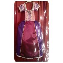 Disfraz Princesa Rapunzel Enredados Disney