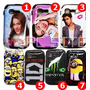 Funda Doble Samsung Galaxy Pocket 5300 5310 Violetta Justin