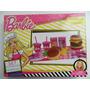 Barbie Miniplay Juego Set Comiditas Helados Hamburguesas Y +