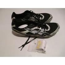 Zapatos Zapatillas Atletismo Con Clavos Asics 13 Us Nuevos