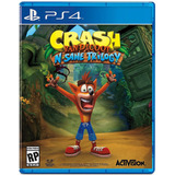 Crash Bandicoot N. Sane Trilogy Ps4 Playstation Stock Fijo